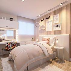 Girl Bedroom Designs, Room Ideas Bedroom, Bedroom Decor, Bedroom Rustic, Bedroom Plants, Bedroom Vintage, Cozy Bedroom, White Bedroom, Bedroom Apartment