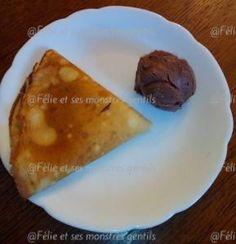Glace maison chocolat (sans crème ni oeuf)