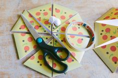 DIY pizza garland with free printable - Kittenhood