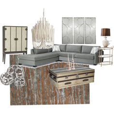 Interior - Shine and wood