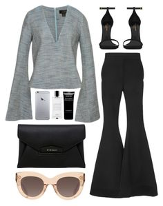 """""""ELLERY VIBES"""" by mimiih ❤ liked on Polyvore featuring E L L E R Y, Yves Saint Laurent, Agonist, Givenchy, CÉLINE and Ellery"""