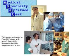 Medical Specialty Aptitude Test