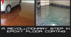 A Revolutionary Step In Epoxy Floor Coating