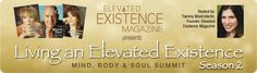 """zhannadesign direction: """"Living an Elevated Existence Mind, Body & Soul Su..."""