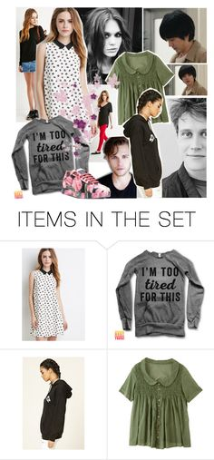 """in the long line of things"" by elliewriter ❤ liked on Polyvore featuring art and elliewriterblogstory"