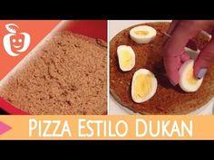 Receita: Pizza Dukan - Emagrecer Certo - YouTube