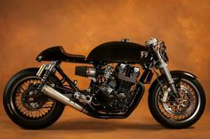 Honda CB750F 'Crixus' by Ruleshacker Vintage E-Shop