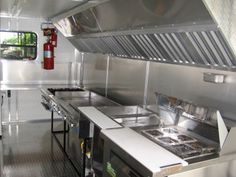 Catering Trailer grills