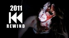 MY SECOND VIDEO EVER! Zombie Makeup Tutorial 2011