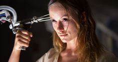'Lazarus Effect' Poster and Photo Featuring Olivia Wilde -- 'The Lazarus Effect' centers on a group of students who inadvertently bring the dead back to life, starring Olivia Wilde. -- http://www.movieweb.com/lazarus-effect-movie-poster-photo-olivia-wilde