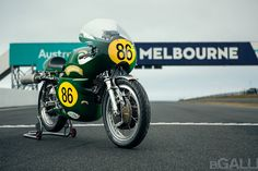 Egli Vincent, Beautiul green