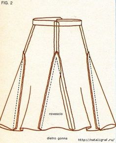 Insert 4 triangles between and on sides of legs to make a skirt. - Insert 4 triangles between and on sides of legs to make a skirt. Sewing Hacks, Sewing Tutorials, Sewing Crafts, Sewing Projects, Sewing Patterns, Sewing Tips, Techniques Couture, Sewing Techniques, Diy Clothing
