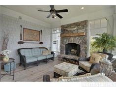 three season rooms | cozy three season porch