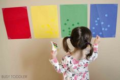 14 Indoor Learning Activities for Toddlers