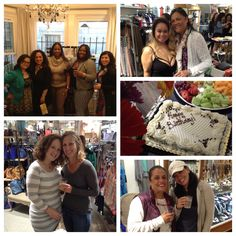 Private shopping party for Jenny's birthday at Noe Valley Ambi. Super fun!  Contact JulieRhodes@ambiancesf.com to book your free of charge private party.