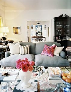 english roll arm sofa.