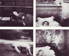 Vintage mortuary pictures