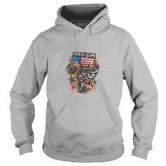 Motocross USA Kids' Shirts - Kids' T-Shirt