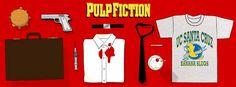 Pulp Fiction Quentin Tarantino Films, Fanart, Hollywood, Actors, Pulp Fiction, Movie Tv, Polo Ralph Lauren, Mens Tops, Animation