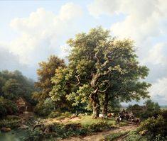 Barend Cornelis Koekkoek 03