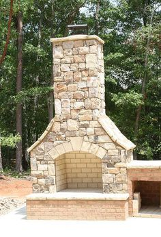 outdoor fireplace, concrete masonry, fireplaces mantels, outdoor living