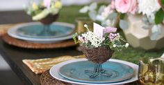 Find great tips to host an #Easter celebration at home with this post!