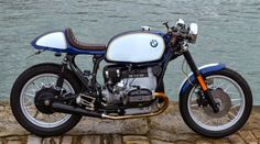 Bmw in classic Blue&White colors
