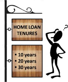 3 Big Factors That Make A Decision Your Home Loan Tenure: 3 Big Factors That Make A Decision Your Home Loan ...
