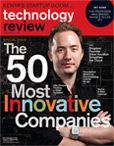 Technology Review - thanks for sharing. Read more about the 50 most innovative companies.