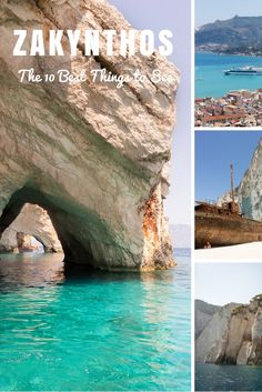 Zakynthos island is the beautiful green gem of the Ionian sea in western Greece. But there is more to Zakynthos than its amazing beaches.