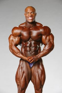 Phil Heath. MuscleUp Bodybuilding. ~ mikE™ https://www.theironden.com