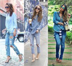 camisa com calça jeans1