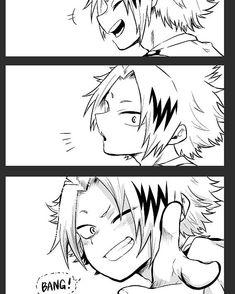 Kaminari Denki - Boku no Hero Academia - Image - Zerochan Anime Image Board My Hero Academia Memes, Buko No Hero Academia, Hero Academia Characters, My Hero Academia Manga, Human Pikachu, Deku Anime, Hero Wallpaper, Anime Boyfriend, Cute Anime Guys