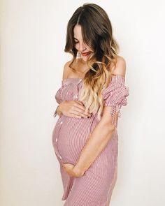 Pregnancy style.