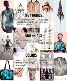 FASHION VIGNETTE: TRENDS // ECLECTIC TRENDS . GUDY HERDER - A/W 2016...