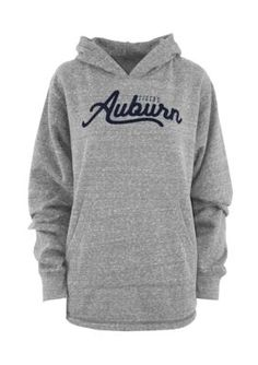 Royce Women's Auburn Josephine Hoodie - Heather Grey - Xlarge