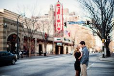 Sterry and Jacobs Atlanta Engagement Shoot