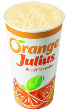 Orange Julius copycat recipe! I did not use water in mine and it was FAB!!