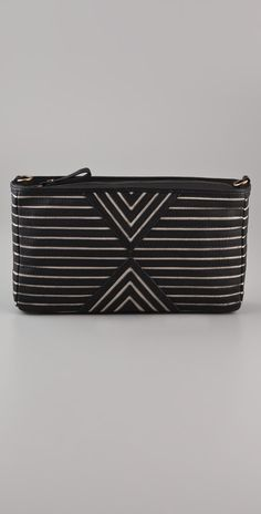 House Of Harlow 1960 Riley Oversized Clutch thestylecure.com