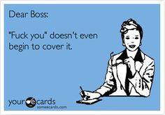 Work is boring but with our memes you can enjoy even at your job…. Hate Your Boss, Hate My Job, Bad Boss Quotes, Job Quotes, Boss Humor, Man Humor, Sarcastic Quotes, Funny Quotes, Job Memes