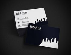 """Check out new work on my @Behance portfolio: """"Business card for real estate company"""" http://be.net/gallery/45986899/Business-card-for-real-estate-company"""