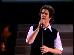 Josh Groban -  Cinema Paradiso with Lyrics