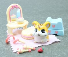 Hamtaro, Childhood Tv Shows, Childhood Toys, Hamster Cartoon, Eevee Cute, Japanese Toys, Buy Toys, Happy Pictures, Cute Polymer Clay