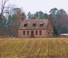 Newbold-White House, Hertford, NC, historic house restoration