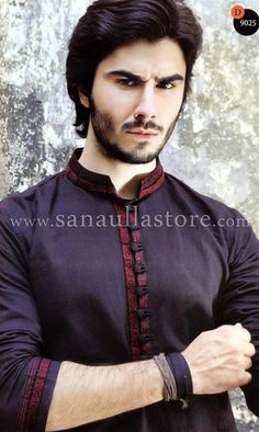 Eden Robe Eid Ul Azha Men Kurta Collection 2013 (9)