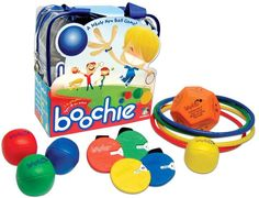 Boochie Outdoor Kids Game is the NEW Bocce ball for kids, but much better! We rated it Kids Game & Family Lawn Toss Game. Learn How to Play Boochie Camping Games For Adults, Backyard Games Kids, Activities For Kids, Camping Ideas, Fun Backyard, Outdoor Activities, Friend Activities, Camping Crafts, Activity Ideas