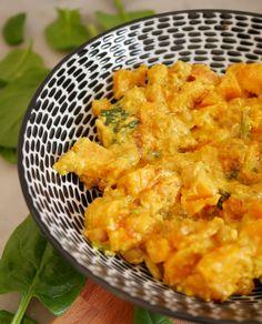 Curry végétarien de printemps