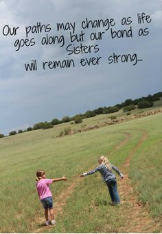 """108 Sister Quotes And Funny Sayings With Images """"Little sisters remind big sisters how wonderful it is to play in the sand. Big sisters show little sisters Sister Love Quotes, Love My Sister, Best Sister, Sister Friends, Best Friends, Nephew Quotes, Sister Sister, Brother Quotes, Sister Quotes And Sayings"""