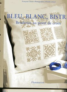 Gallery.ru / Photo # 1 - Francoise Clozel. Bleu, blanc, Bistri - natalytretyak