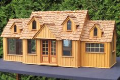 miniature dollhouse clubs news for 2015 . Fairy Houses, Play Houses, Mini Houses, Miniature Houses, Miniature Dolls, Miniature Furniture, Dollhouse Furniture, Popsicle Stick Houses, Barbie Doll House